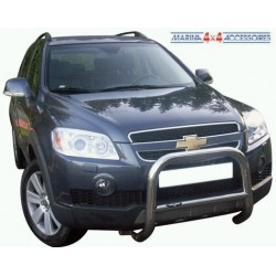 SMALL BAR INOX 63 CHEVROLET CAPTIVA 2006- CEE