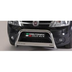 MEDIUM BAR INOX 63 FIAT FREEMONT 2011- CE - accessoires 4X4 MISUTONIDA