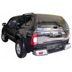 HARD TOP ACIER FORD RANGER 2009- NOIR (16W) EXTRA CAB - accessoires 4X4 MISUTONIDA