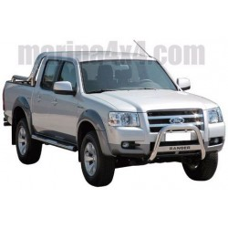 MEDIUM BAR INOX Ø 63 FORD RANGER 2007- - accessoires 4X4 MISUTONIDA