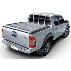 TONNEAU COVER ALU FORD RANGER/MAZDA BT50 DOUBLE CAB 2007