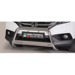 MEDIUM BAR INOX 63 HONDA CR-V 2012- CE accessoires 4x4 MISUTONIDA