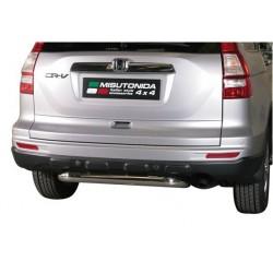 PARE-CHOC ARRIERE INOX 63 HONDA CRV 2010- - accessoires 4X4 MISUTONIDA