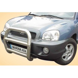 BIG BAR INOX 76 HYUNDAI SANTA FE 2000- 2005
