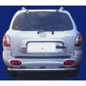 PARE CHOC ARRIERE INOX 63 HYUNDAI SANTA FE 2001- 2005 - accessoires 4X4 MISUTONIDA
