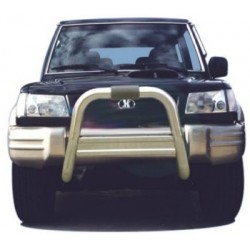 RAMM BIG BAR INOX Ø 76 HYUNDAI GALLOPER 1998- 2002
