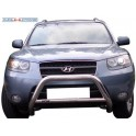 SUPER BAR INOX 76 HYUNDAI SANTA FE 2006- CEE - accessoires 4X4 MISUTONIDA