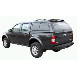Hard top CARRYBOY ISUZU D-MAX SIMPLE CAB ( SS VITRE LATERALE ) 2004-
