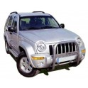 SMALL BAR INOX 63 JEEP CHEROKEE 2002- (MARQUAGE CHEROKEE)