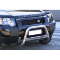 MEDIUM BAR INOX 63.5 LANDROVER FREELANDER 2004- 2007 - accessoires 4X4 MISUTONIDA