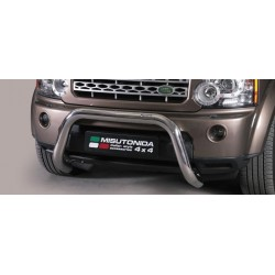 SUPER BAR INOX 76 LAND ROVER DISCOVERY 4 2012- accessoires 4X4 MISUTONIDA