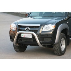 SMALL BAR INOX Ø 63 MAZDA BT50 2007-