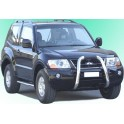 BIG BAR INOX Ø 76 MITSUBISHI PAJERO 2000- 2003