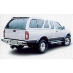 Hard top CARRYBOY MITSUBISHI L200 CLUB-CAB 1997- 2005 - accessoires 4X4 MISUTONIDA