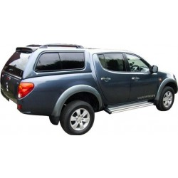 HARD TOP CARRYBOY MITSUBISHI L200 DB CAB 2010- LONGUE BENNE