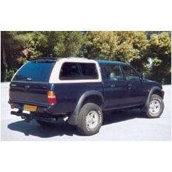 Hard top CARRYBOY MITSUBISHI L200 DOUBLE CAB 1997- 2005 - accessoires 4X4 MISUTONIDA