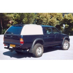 Hard top CARRYBOY MITSUBISHI L200 DOUBLE CAB 1997- 2005 SANS VITRES LATERALES