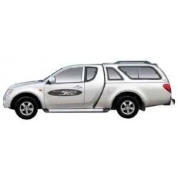 Hard top CARRYBOY MITSUBISHI L200 SINGLE CAB 2006- accessoires 4X4 MISUTONIDA