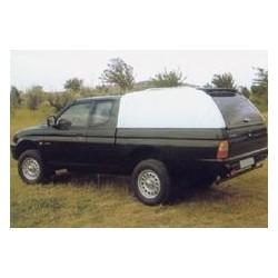 Hard top CARRYBOY TOIT HAUT MITSUBISHI L200 DOUBLE CAB 1997- 2005 SS VITRES