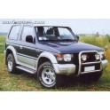 Marche pieds ALU S50 MITSUBISHI PAJERO 3 PORTES 1991- 2004