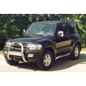 RAMM BIG BAR INOX Ø 76 MITSUBISHI PAJERO 2000- 2003 (DID)
