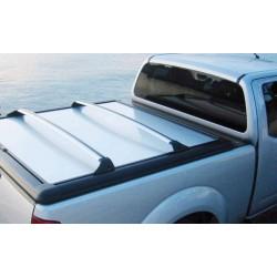 BARRE TRANSVERSALE NISSAN D40 Tonneau cover aluminium - accessoires 4X4 MISUTONIDA
