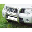 BIG BAR MONOBLOC INOX Ø 76 NISSAN PATHFINDER 2005-