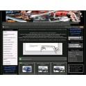 CARGO LINER NISSAN XTRAIL 2007- - accessoires 4X4 MISUTONIDA