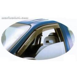 DEFLECTEUR D'AIR NISSAN QASHQAI + 2 (4P) 2006- DARK SMOKE - accessoires 4x4