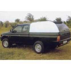 Hard top CARRYBOY TOIT HAUT NISSAN KING CAB 1998 SANS VITRES LATERALES