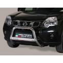 MEDIUM BAR INOX 63 NISSAN X TRIAL 2011- CE - accessoires 4X4 MISUTONIDA