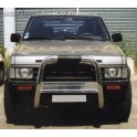RAMM BIG BAR INOX Ø 76 NISSAN KING CAB 1992- 1997