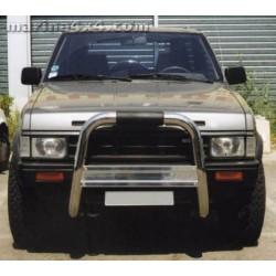 RAMM BIG BAR INOX Ø 76 NISSAN KING CAB 1992- 1997