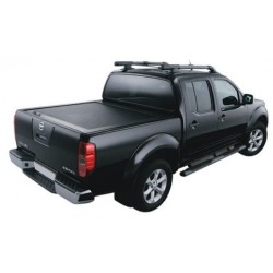 ROLL TOP COVER NISSAN NAVARA 2011- DOUBLE CABINE BENNE LONGUE 160 cms - accessoires 4X4 MISUTONIDA