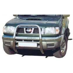 SMALL BAR NOIR Ø 60 NISSAN NAVARA 1998- 2002 (MARQUAGE PICK-UP)