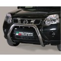SUPER BAR INOX 76 NISSAN X TRIAL 2011- CE - accessoires 4X4 MISUTONIDA