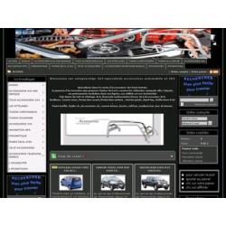 SUPPORT DE TREUIL NISSAN X-TRAIL 2008- - accessoires 4X4 MISUTONIDA