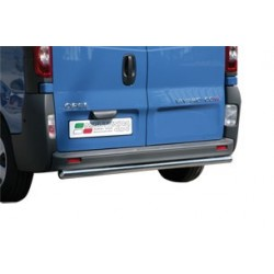 TUBE PROTECTION ARRIERE INOX RENAULT TRAFIC 2007- - accessoires 4X4 MISUTONIDA