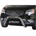 SUPER BAR INOX 76 SSANGYONG KORANDO 2011- CE - accessoires 4X4 MISUTONIDA