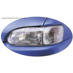 HEADLAMP GUARDS SUZUKI JIMNY PROTECTION PHARES PLEXI