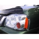 HEADLAMP GUARDS SUZUKI SAMURAI SJ PROTECTION PHARES PLEXI