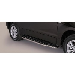 MARCHE PIEDS INOX 50 SUZUKI GRAND VITARA 2013- 5 Portes - accessoires 4X4 MISUTONIDA