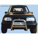 MEDIUM BAR INOX 63.5 SUZUKI VITARA TD 3 P - ESSENCE 5 P 1996 - - accessoires 4X4 M