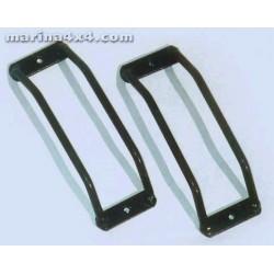 PROTECTION FEUX CLIGNOTANTS LATERAUX NOIRS ( X2 )