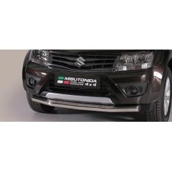 TUBE PROTECTION AVANT INOX 76 SUZUKI GRAND VITARA 2013- 5 Portes - accessoires 4X4 MISUTONIDA