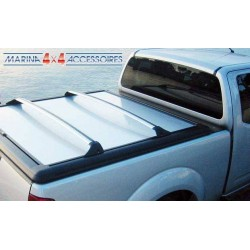 BARRE TRANSVERSALE TOYOTA VIGO Tonneau cover aluminium - accessoires 4X4 MISUTONIDA
