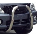 BIG BAR INOX Ø 76 TOYOTA HILUX 2002- 2005 - accessoires 4X4 MISUTONIDA