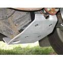 PROTEGE PONT ARRIERE J120/125 (8 mm) - accessoires 4X4 MISUTONIDA