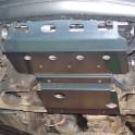 PROTEGE VITESSE/TRANSFERT TOYOTA LC150 2009- ALU 5MM