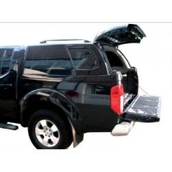 HARD TOP ACIER VOLKSWAGEN AMAROK DOUBLE CAB 2010- AVEC VITRES GRIS accessoires 4X4 MISUTONIDA
